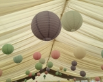 Lots Of Paper Lanterns